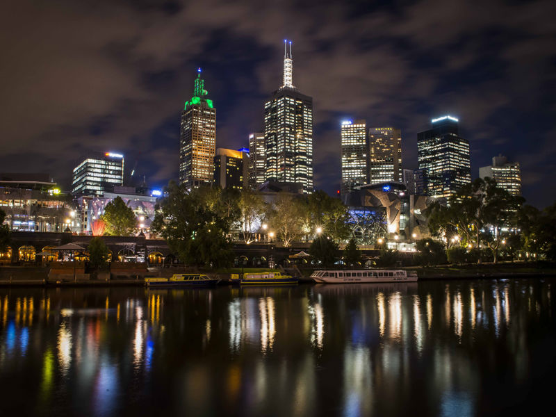 3.Melbourne the world's most liveable city
