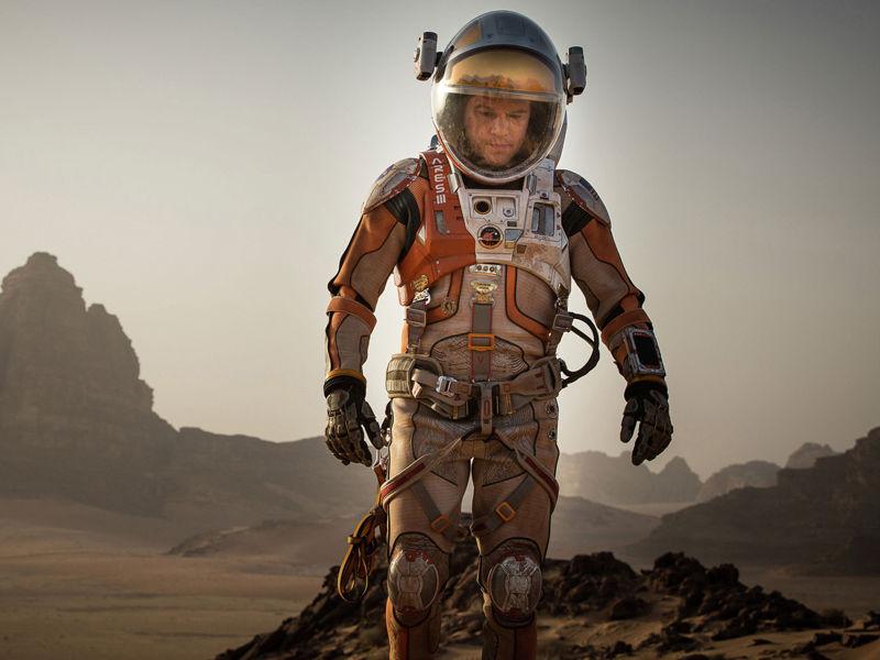 11-The Martian still top of Aust box office