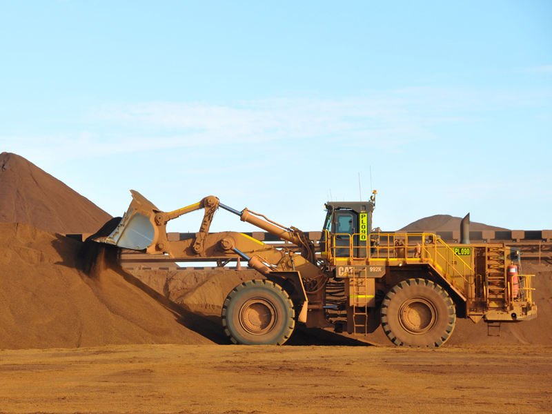 14.Iron ore future could get worse