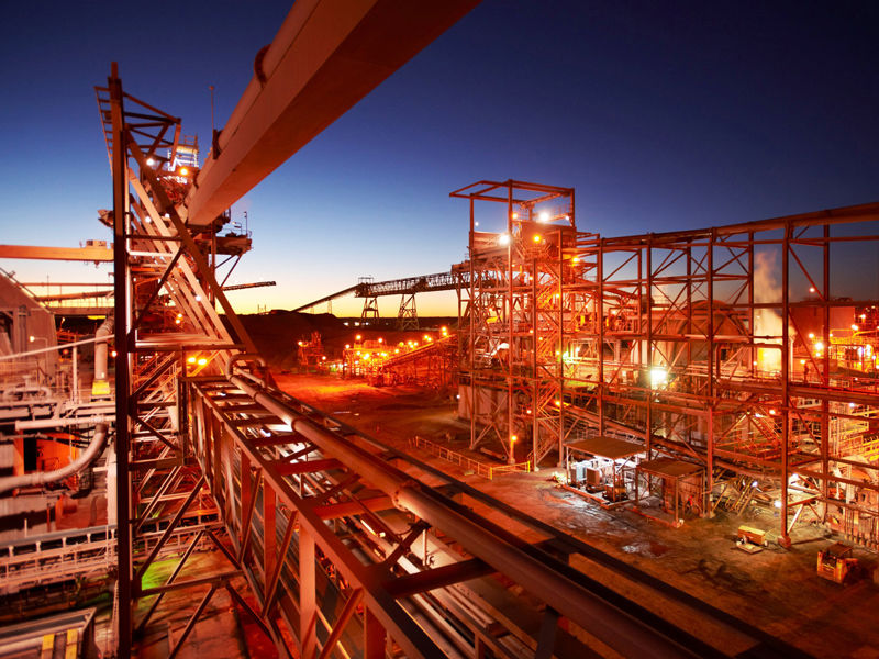 03.BHP to halve costs at Olympic Dam